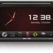 Double Din DVD player with NZ GPS