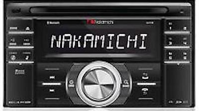 Nakamichi Bluetooth stereo.