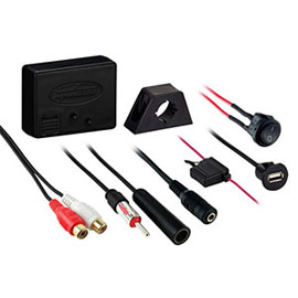 AUX, Bluetooth & iPod Accessories
