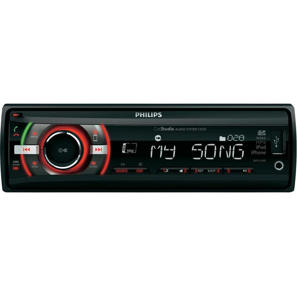Philips Bluetooth CD Stereo - Radio Waves