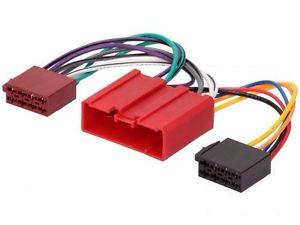 Mazda wiring and plug