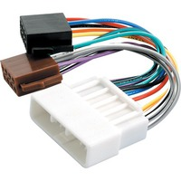 nissan to iso adapter radio waves rh radio waves co nz Ididit Wiring GM Wiring Harness Adapter