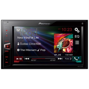 Double Din Bluetooth stereo.